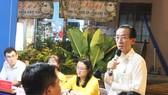Cử tri đồng ý giới thiệu ông Trần Hoàng Ngân tiếp tục ứng cử đại biểu Quốc hội khóa XV