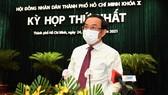 Bí thư Thành ủy TPHCM Nguyễn Văn Nên: Điều giản dị nhưng quan trọng nhất là làm tốt lời hứa với cử tri  