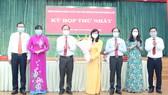 Đồng chí Đào Gia Vượng tiếp tục giữ chức Chủ tịch UBND huyện Bình Chánh