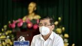 Chủ tịch UBND TPHCM Nguyễn Thành Phong: Tuyệt đối không để F0 chuyển nặng tử vong tại nhà