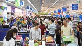 Saigon Co.op bắt tay Grab tạo thêm tiện ích cho khách hàng