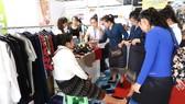 Sản phẩm Việt tiến vào thị trường Lào