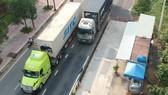 Tăng cường kiểm soát xe quá tải