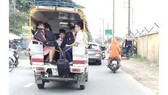 Siết hoạt động kinh doanh xe đưa đón học sinh