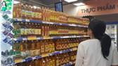 Đa dạng dầu ăn, người tiêu dùng có nhiều lựa chọn