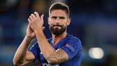 Olivier Giroud có thể rời Chelsea trong tháng này. Ảnh: Getty Images