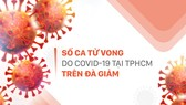 Số ca tử vong do Covid-19 tại TPHCM trên đà giảm