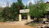 Trạm kiểm lâm số 10, nơi ông Bình công tác