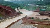 Thủy điện Đắk Kar đang nguy cơ vỡ đập