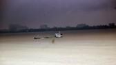 Xử lý sự cố tràn dầu ở rò rỉ ở 9 tàu hàng bị nạn tại vùng biển Quy Nhơn