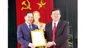 Ông Nguyễn Phi Long tham gia Ban chấp hành Tỉnh ủy Bình Định
