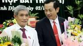 Ông Đoàn Văn Phi giữ chức Phó Chủ tịch HĐND tỉnh Bình Định khóa XII