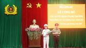 Đại tá Võ Đức Nguyện giữ chức Giám đốc Công an tỉnh Bình Định