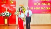 Bộ Chính trị chuẩn y Bí thư Tỉnh ủy Quảng Ngãi Bùi Thị Quỳnh Vân