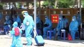Phú Yên đón 339 công dân từ Liên Bang Nga về khu cách ly tập trung