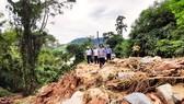 Cần đánh giá kỹ lưỡng tình trạng sạt lở tại huyện miền núi Vĩnh Thạnh, Bình Định