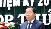 Ông Nguyễn Phi Long làm Chủ tịch UBND tỉnh Bình Định