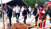 Bình Định phát động trồng 1 triệu cây xanh tại khu địa đạo Gò Quánh