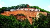 """Khẩn trương trồng lại rừng ở công trình """"khoét núi"""" thị xã Hoài Nhơn"""