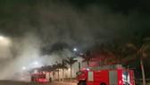 Cháy bar Sands Bay Club ở Phú Yên