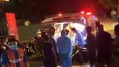 Chém nhau kinh hoàng tại cảng cá, 5 người nhập viện cấp cứu