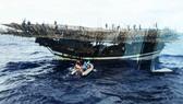 Tàu SAR 412 kịp thời ứng cứu ngư dân đột quỵ trên biển