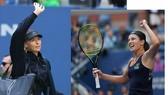 Sharapova tan giấc mơ hoa