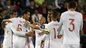 Clip trận Tây Ban Nha hủy diệt Liechtenstein 8-0