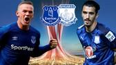 Bảng E: Everton - Apollon Limassol 2-2