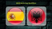 Bảng G: Tây Ban Nha - Albania 3-0: Bò tót sớm giành vé