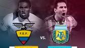 Ecuador - Argentina 1-3 : Messi lập hattrick, Argentina giành vé đến Nga