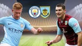 Man City - Burnley 3-0: Man xanh nối dài 9 trận bất bại