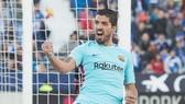Leganes - Barcelona 0-3: Suarez lập cú đúp, Barca nối dài chuỗi 12 trận bất bại