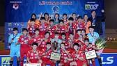 PP Hà Nam - TPHCM I 1-1 (luân lưu 3-4): TPHCM I và cú hattrick vô địch