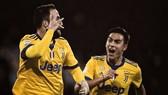 """Bảng D: Olympiacos - Juventus 0-2: """"Bà đầm già"""" thắng dễ"""