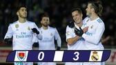 Numancia - Real Madrid 0-3: Chiến thắng đầu năm