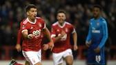 Nottingham Forest - Arsenal 4-2: Pháo thủ bất ngờ thất thủ