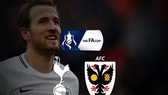 Tottenham - Wimbledon 3-0: Harry Kane lập cú đúp siêu phẩm