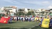 Giải bóng đá Doanh nghiệp trẻ tiêu biểu khu vực miền Nam - Cúp Trí Tuệ Việt lần 1-2018