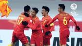 Bảng A: Trung Quốc - Oman 3-0: Chủ nhà thắng đậm ngày xuất trận
