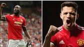 Man United - Huddersfield 2-0: Lukaku gọi, Sanchez trả lời