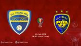 Thanh Hóa - Global Cebu 1-0: Omar lập công mang 3 điểm cho Thanh Hóa