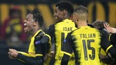 Borussia Dortmund - Atalanta 3-2: Batshuayi sắm vai người hùng