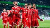 Bayern Munich - Besiktas 5-0: Hùm xám chắc suất vào tứ kết