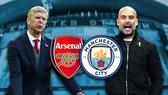 Arsenal - Man City 0-3: 4 ngày Wenger thua đậm Pep Guardiola 2 lần