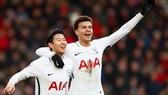 Bournemouth - Tottenham 1-4: Ngược dòng đại thắng