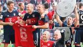 Augsburg - Bayern 1-4: Hùm xám lập kỷ lục lần 6 liên tiếp đăng quang