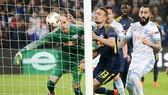 Marseille - RasenBallsport Leipzig 5-2 (chung cuộc 5-3 ): Dễ dàng giành vé vào bán kết