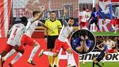 Salzburg - Lazio 4-1 (chung cuộc 6-5): Ngược dòng 20 phút loại Lazio