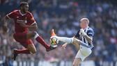 West Bromwich - Liverpool 2-2: HLV Klop bị cầm hòa trong 9 phút